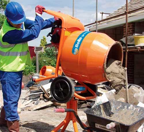 купити бетонозмішувач